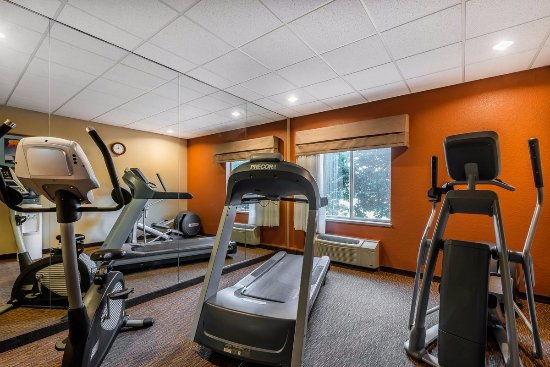 Sleep Inn & Suites Ocala - Belleview: Fitness Center