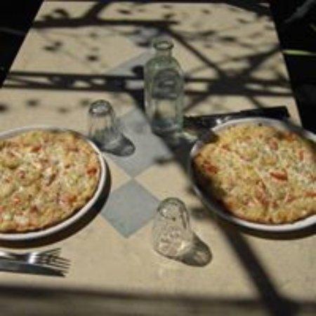 Сент-Эними, Франция: La pizza norvégienne