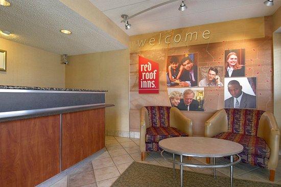 Reynoldsburg, OH: Lobby