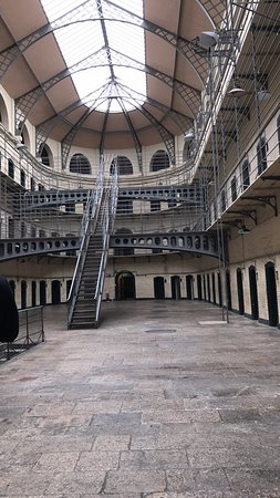 Photo of Historic Site Kilmainham Gaol at Inchicore Road, Dublin 8, Ireland