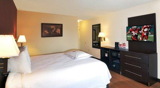 Red Roof Inn St. Clairsville: Premium King