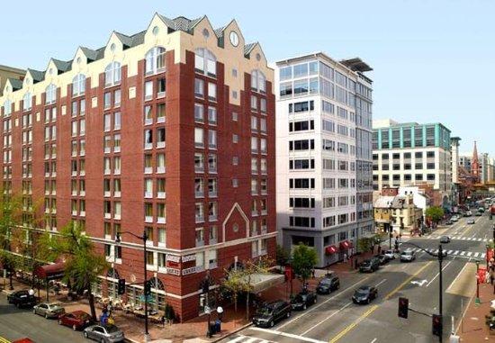 Fairfield Inn & Suites by Marriott Washington, DC/Downtown: Exterior