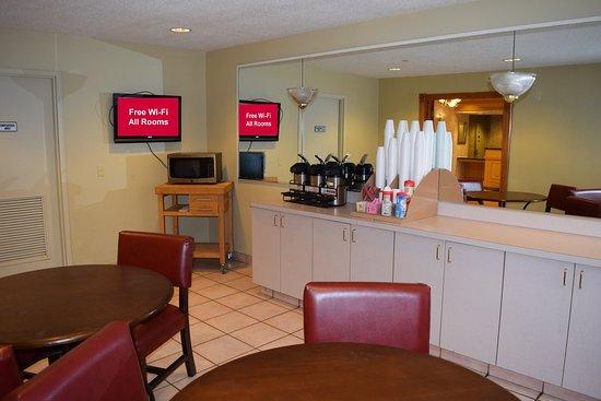 Poland, Ohio: Coffee Reception