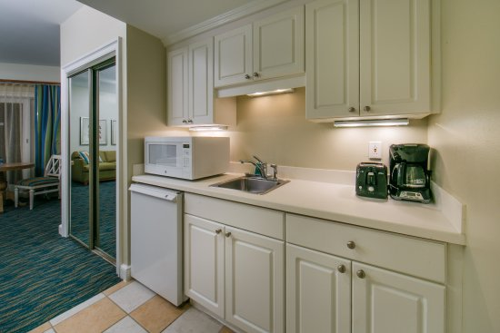 Master Bedroom Kitchenette beautiful master bedroom with king size bed, tv and private bath