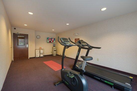 Etowah, เทนเนสซี: Fitness Center
