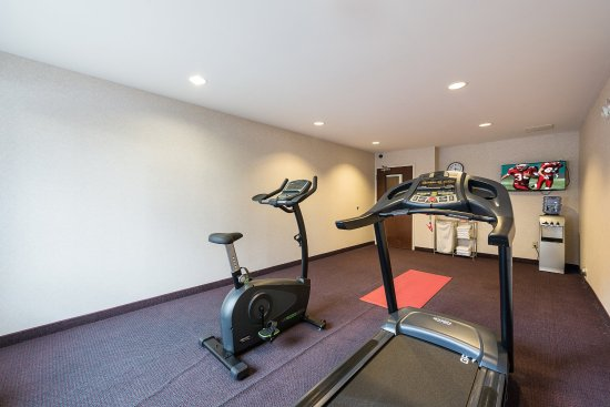 Etowah, TN: Fitness Center