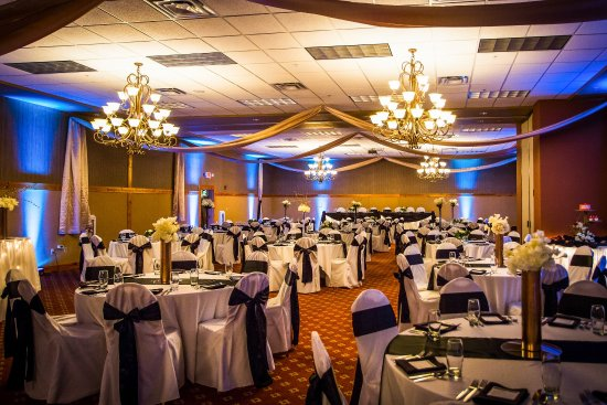 Sleep Inn & Suites Conference Center: Banquet Room