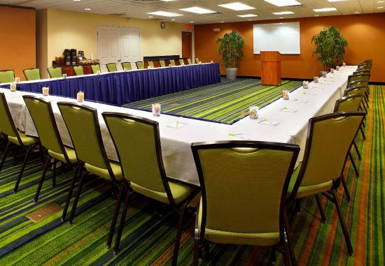 Fairfield Inn & Suites Phoenix Midtown: Cardinal Meeting Room - U-Shape Setup
