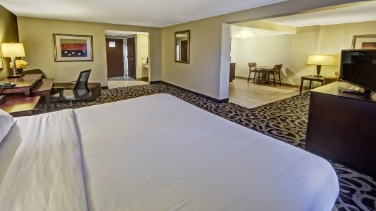 Holiday Inn Express Murfreesboro Central: Guest Room