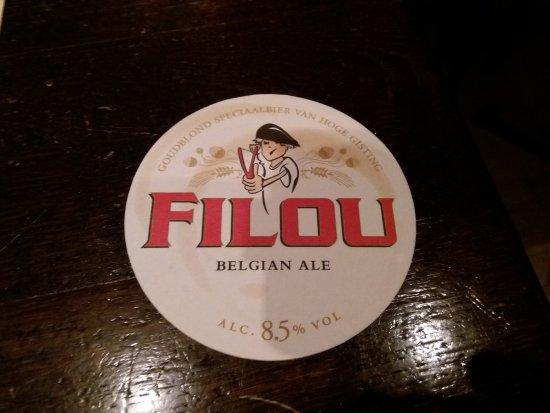 Блемендаал, Нидерланды: Super lekker Belgisch biertje