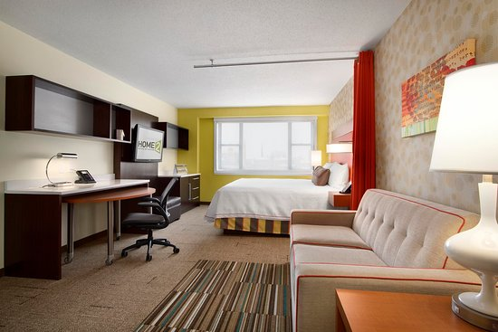Home2 Suites by Hilton Baltimore Downtown: Suite