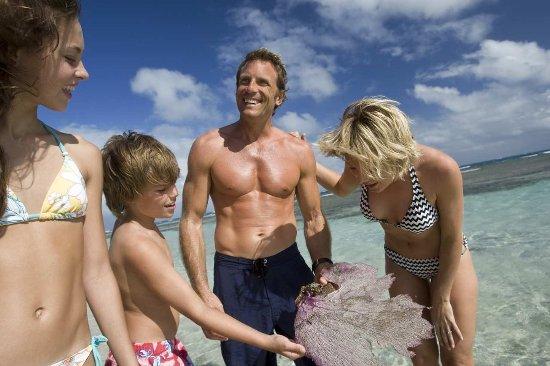 Las Casitas Village, A Waldorf Astoria Resort: Family on the Beach
