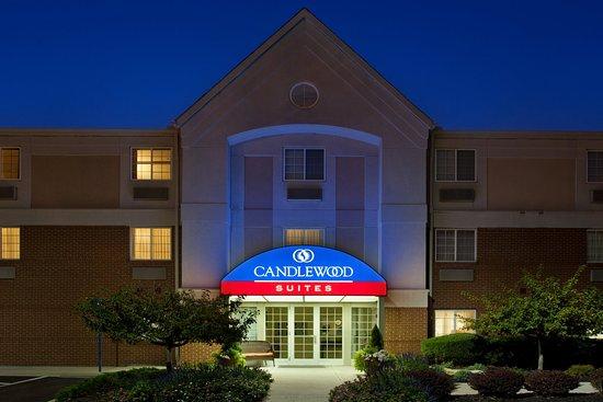 Gahanna, OH: Hotel Exterior