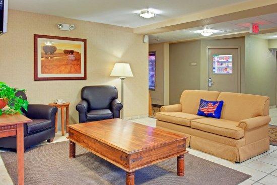Sierra Vista, AZ: Hotel Lobby