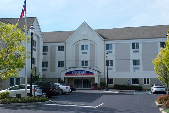 Candlewood Suites Bordentown/Trenton: Exterior Feature