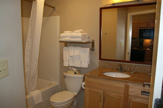 Bordentown, Νιού Τζέρσεϊ: Bathroom Amenities