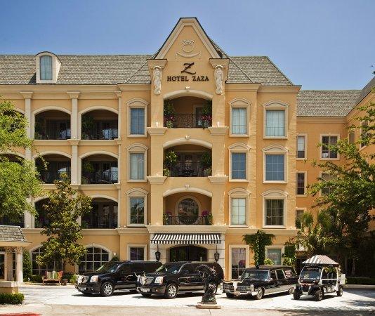 Hotel ZaZa Dallas: Za Za Dallas Exterior