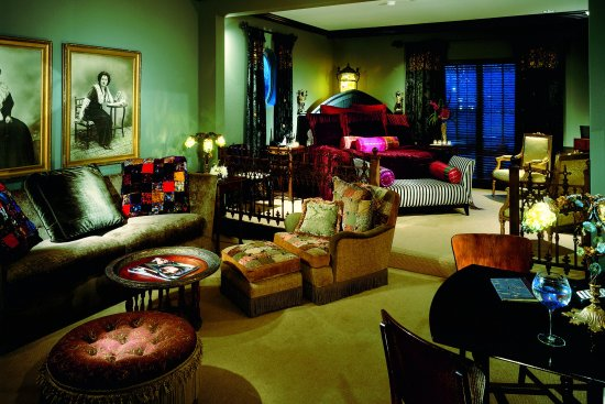 Hotel ZaZa Dallas: Bohemian Suite