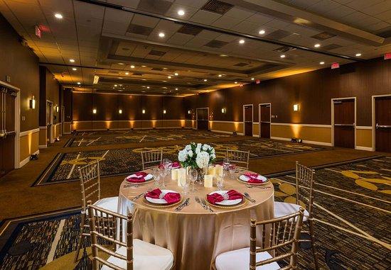 Monrovia, كاليفورنيا: Banquet Hall