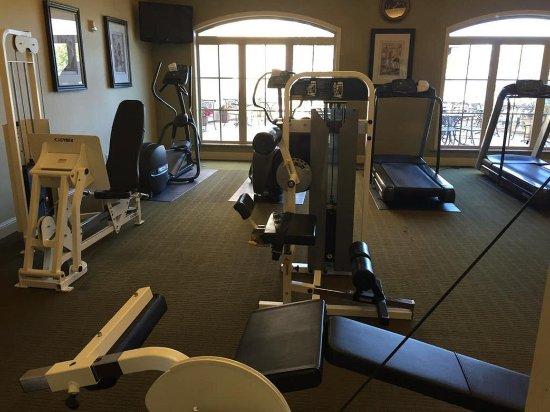 Burlingame, CA: Fitness