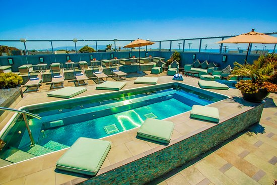 Shade Hotel: Pool