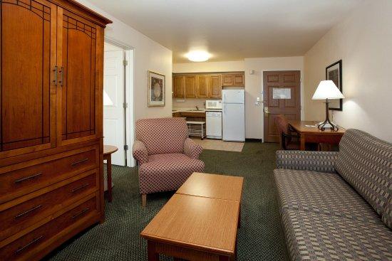 Glendale, CO: One Bedroom  Living Room