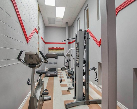 Mont Laurier, Canada: Fitness Room