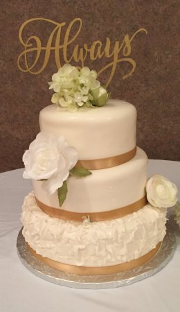 Port Hope, Kanada: Custom Wedding Cakes