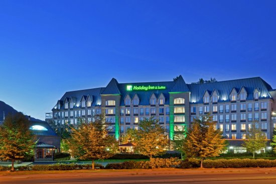 Holiday Inn Hotel & Suites North Vancouver: Welcome to our award winning Hotel
