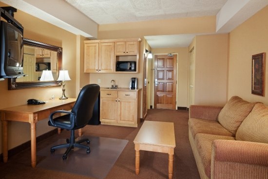 Holiday Inn Express & Suites - Saint John: Enjoy Free WiFi and Breakfast In Our King Suite