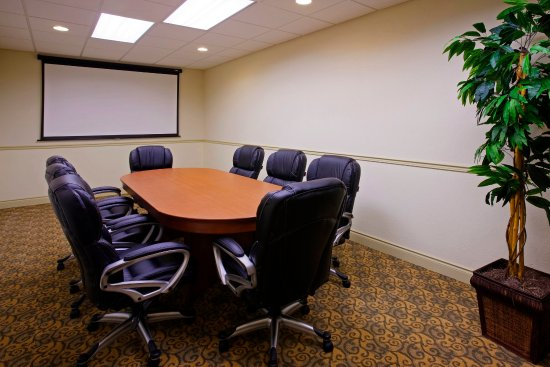 Holiday Inn Express Suites Gananoque: Board Room