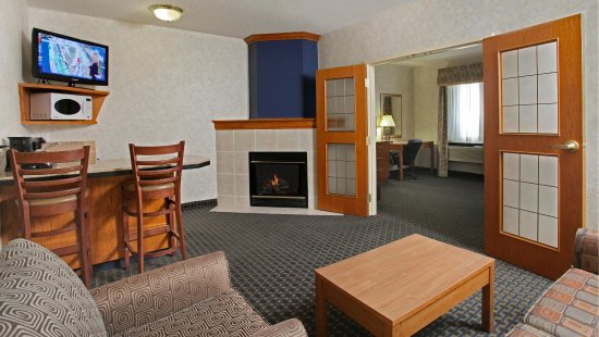 Lethbridge, Canadá: Executive Suite