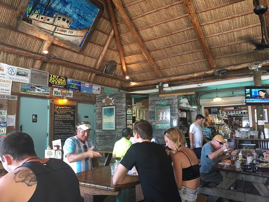 Photo of American Restaurant Hogfish Bar & Grill at 6810 Front St, Key West, FL 33040, United States