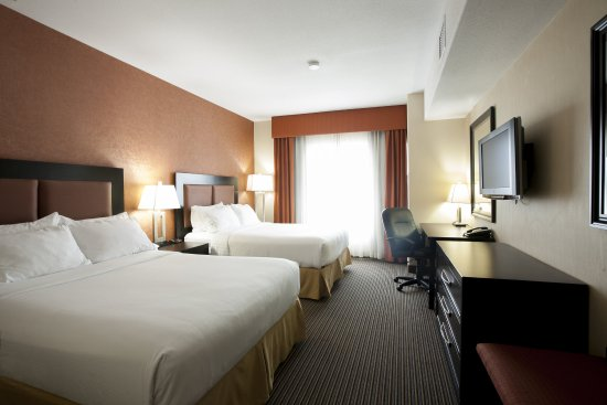 holiday inn express   suites airport calgary updated