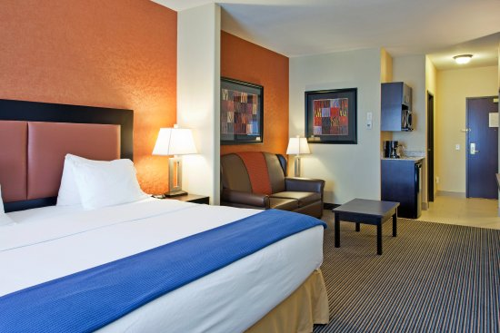 Holiday Inn Express & Suites Airport - Calgary : King Bed Guest Room