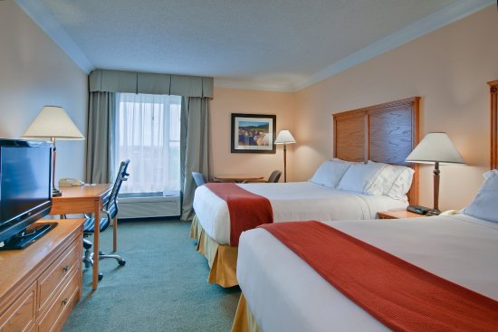 ‪Holiday Inn Express Hotel & Suites Charlottetown‬