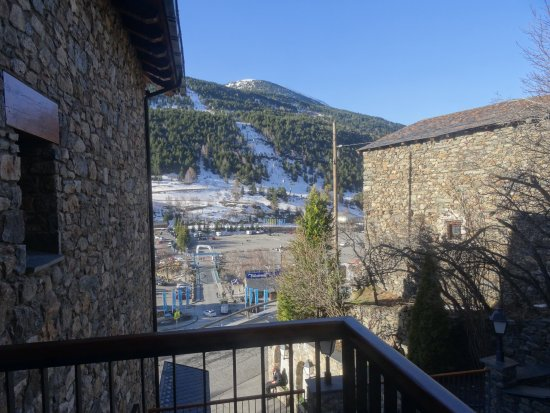 El Tarter, Andorra: View from My Balcony
