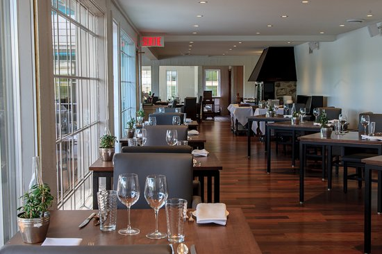 Saint Marc sur Richelieu, Canada: Restaurant Summer