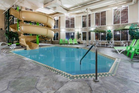 Wingate by Wyndham Calgary South: Pool