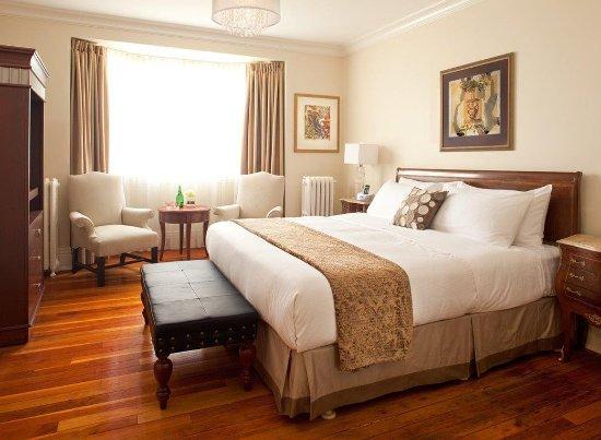 Victorian Hotel : Supertior King
