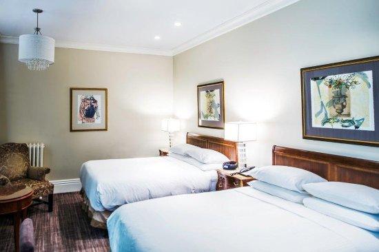 Victorian Hotel: TSuperior Room Doubles