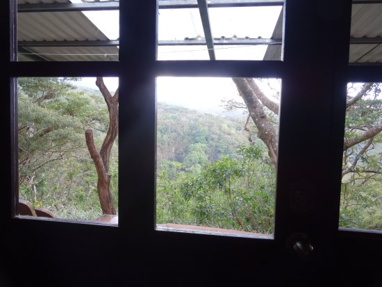Rainbow Valley Lodge: View from the Chalet.