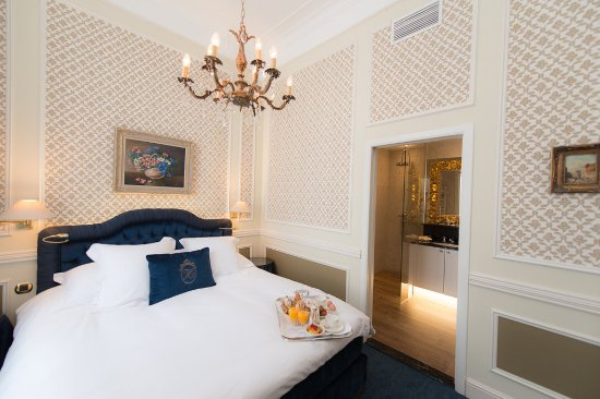 Hotel Heritage - Relais & Chateaux: Deluxe Room