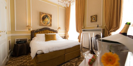 Hotel Heritage - Relais & Chateaux: Classic Room