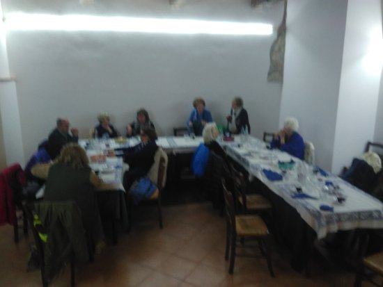 Lucignano, إيطاليا: Lo Schicchero