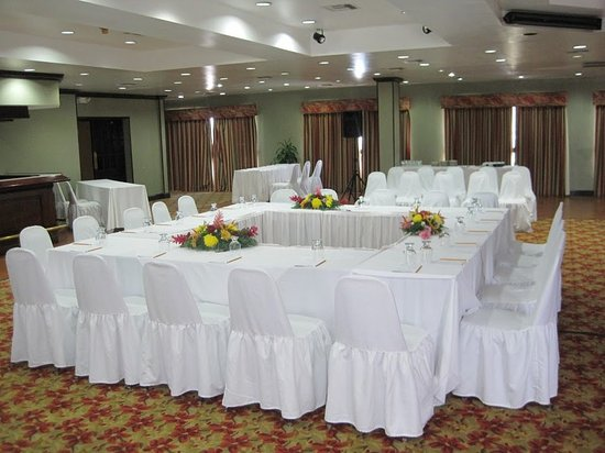 Radisson Fort George Hotel and Marina: Meeting Room