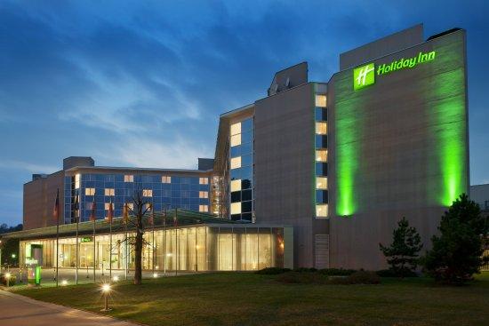Holiday Inn Brno : Hotel Exterior