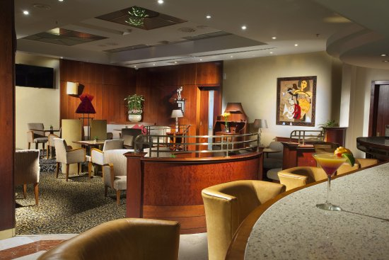 InterContinental Prague: Duke's Bar & Cafe