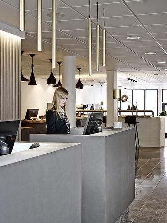 Holte, Denmark: Reception