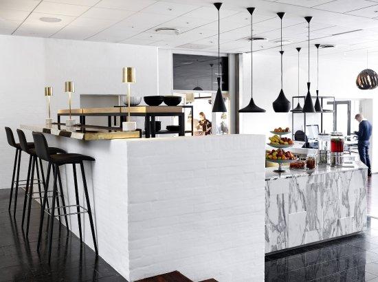 Holte, Denmark: Restaurant